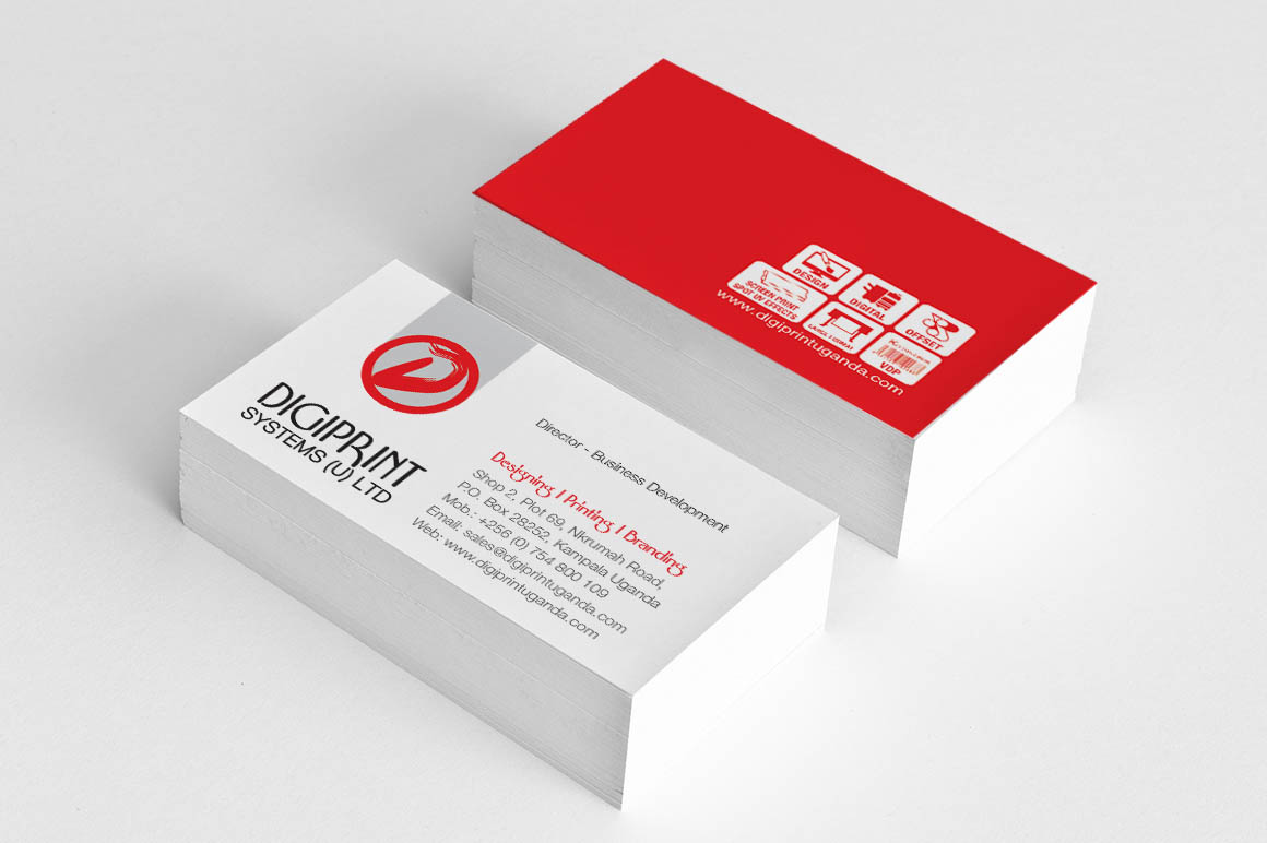 Digiprint Business Card