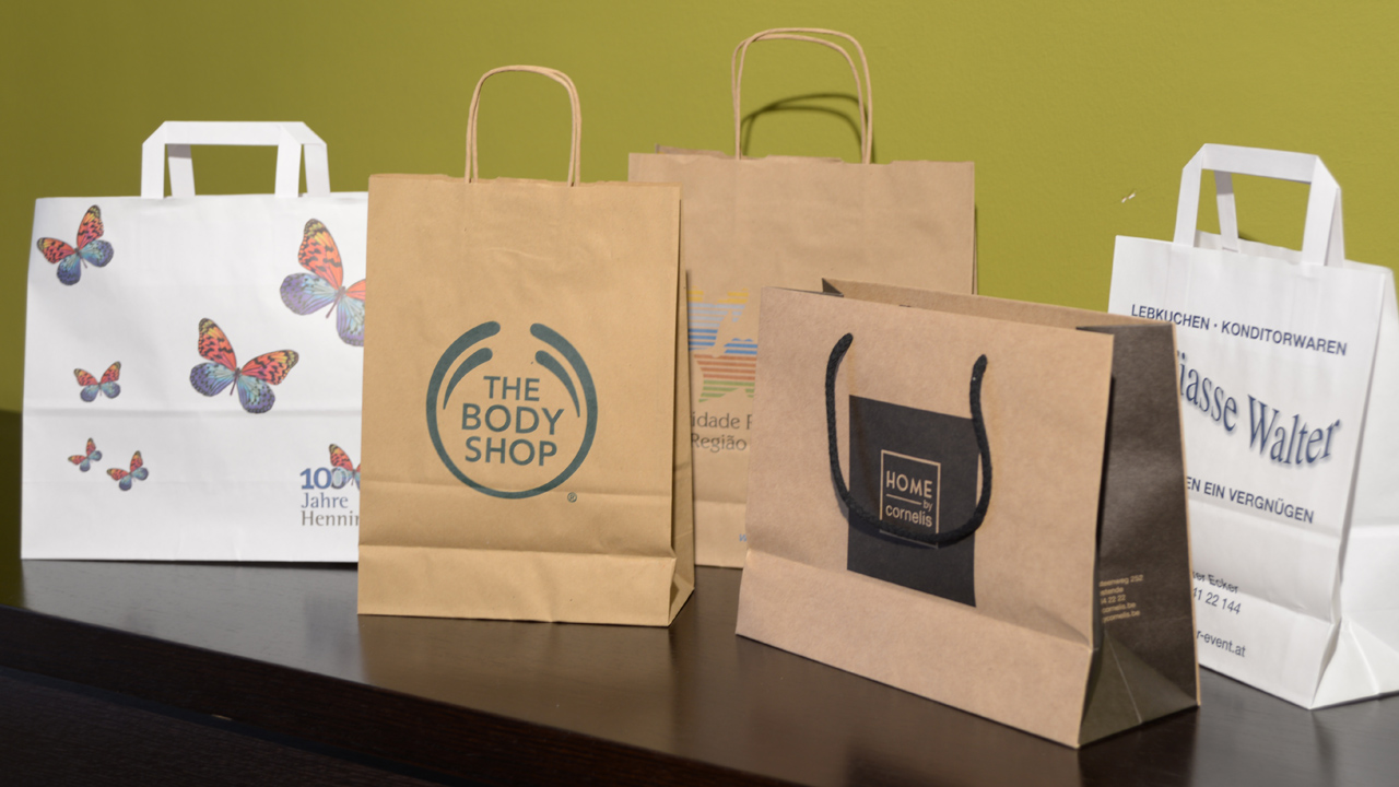 Kraft Paper Bags2 Digiprint Systems